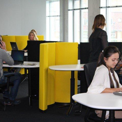 flexplek ZAPP office Rotterdam