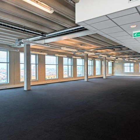 <strong>4e verdieping</strong> te huur kantoorruimte Rotterdam Capelle aan den Ijssel