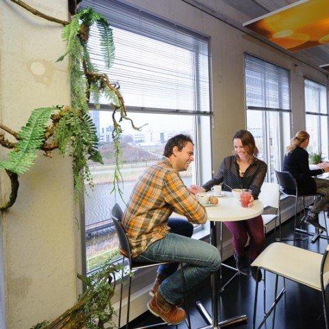 <strong>Brasserie bij ZAPP office Rotterdam</strong>