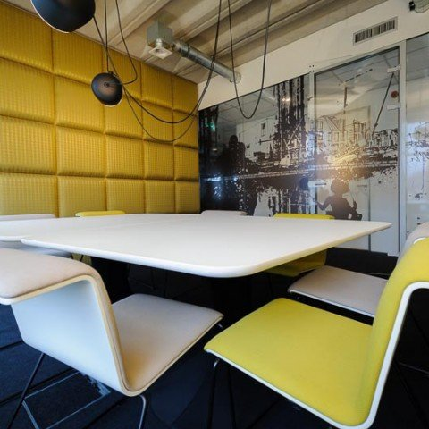 <strong>Gold Room bij Zapp Office Rotterdam</strong>