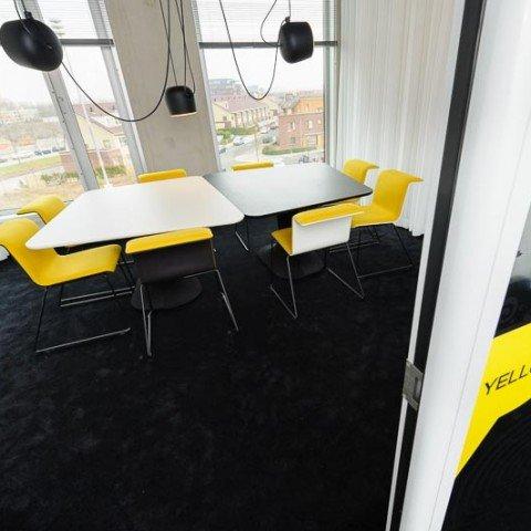 <strong>Vergaderruimte Yellow Zapp Office Rotterdam</strong>