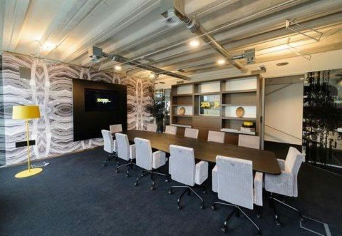 <strong>Vergaderrruimte Rotterdam: ZAPP office Board Room</strong>