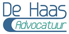 logo de haas advocatuur