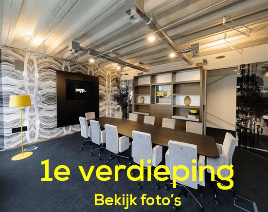 1e verdieping ZAPP office Rotterdam