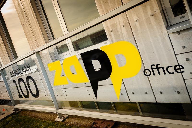 ZAPP office Bahialaan 100 Rotterdam